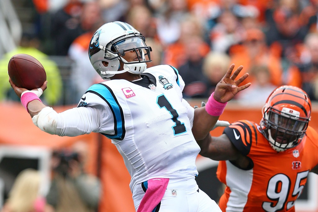 Carolina Panthers v Cincinnati Bengals