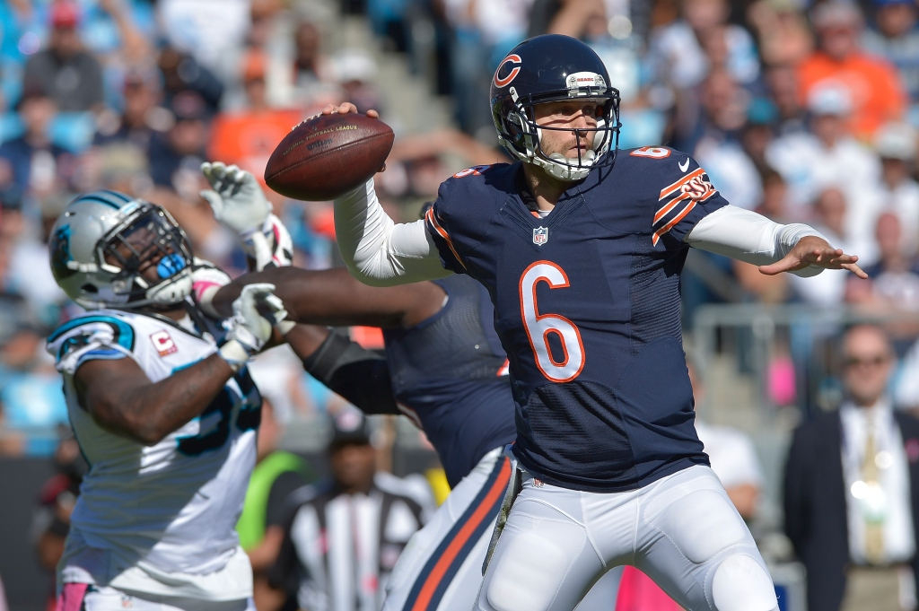 Chicago Bears v Carolina Panthers