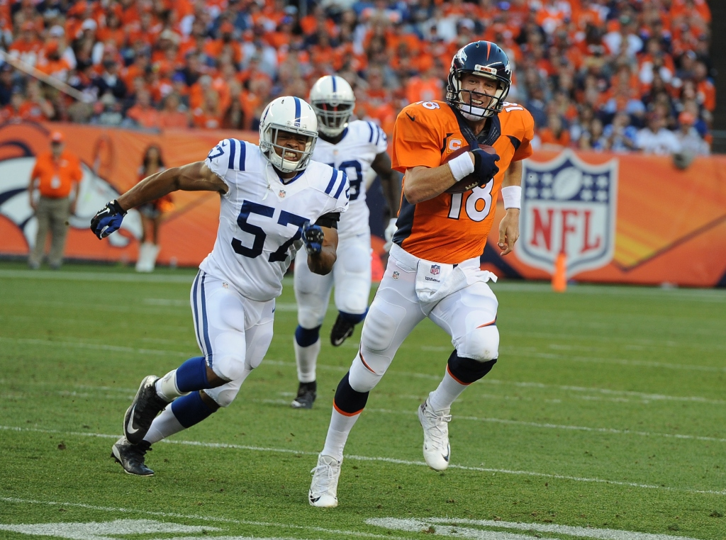 Denver Broncos vs. Indianapolis Colts