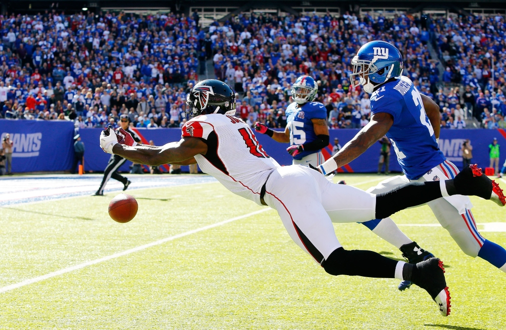Atlanta Falcons v New York Giants