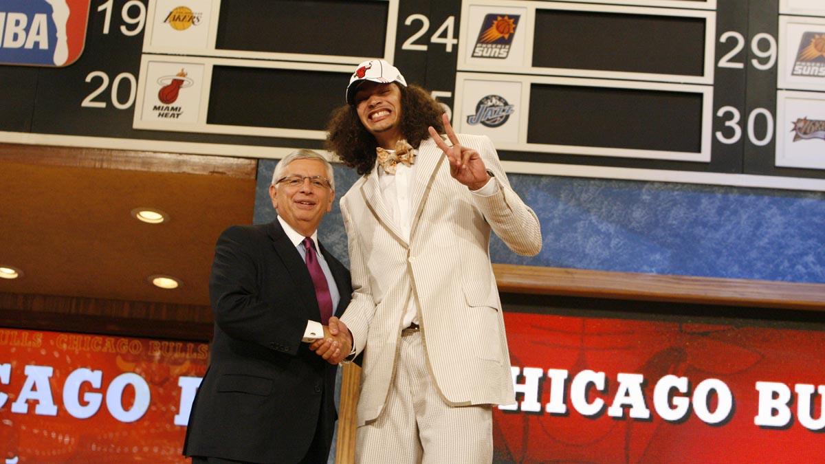 2007 NBA Draft presented by Sprite