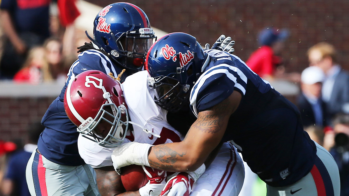 Ole Miss looked like a national championship favorite after upsetting Derrick Henry and the Crimson Tide last season, but wound up ending the season on a sour note in a 42-3 Peach Bowl loss to TCU.