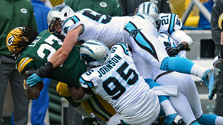 Carolina Panthers at Green Bay Packers