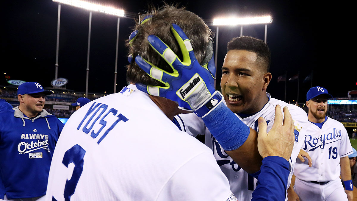 Manager Ned Yost has gone from being a liability to comfortably average as a tactical decision-maker.