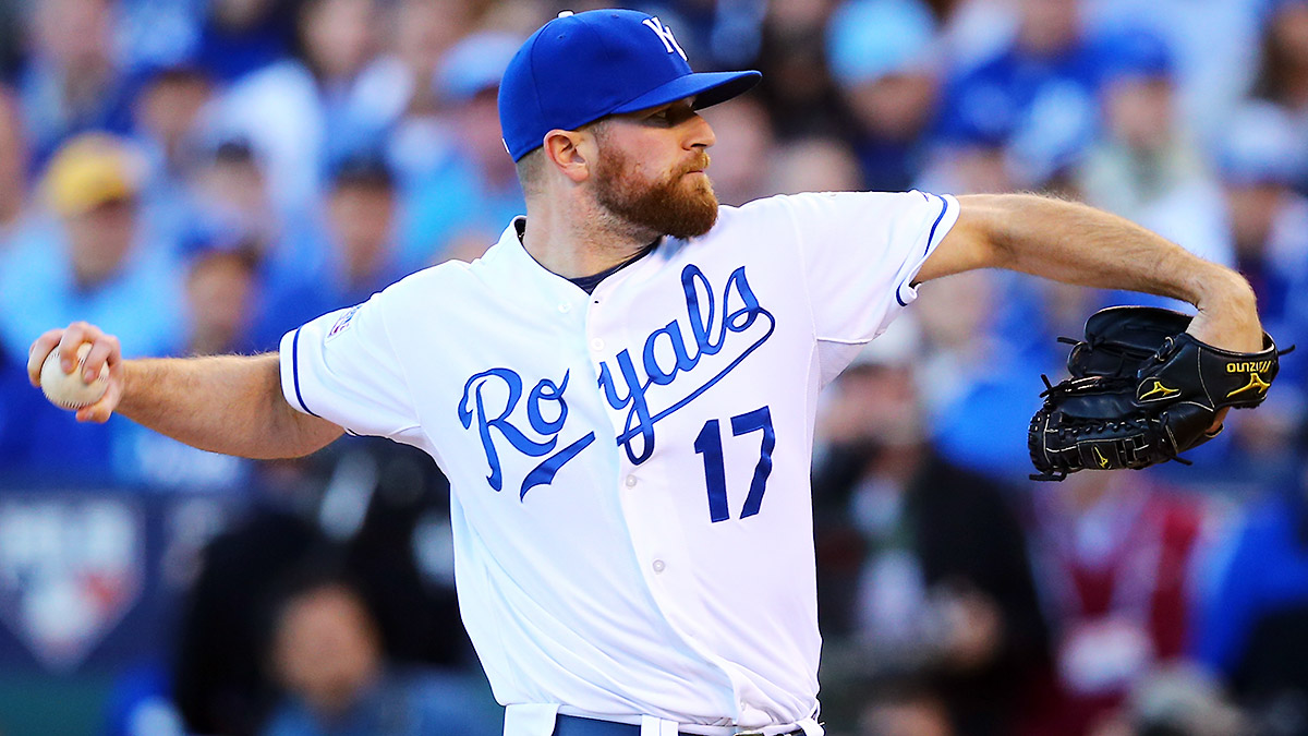 Wade Davis has been borderline untouchable out of the bullpen in 2014 and '15.
