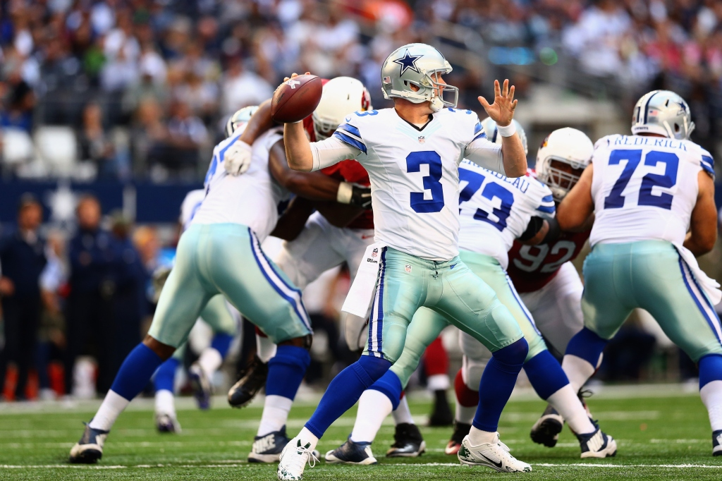 Arizona Cardinals v Dallas Cowboys