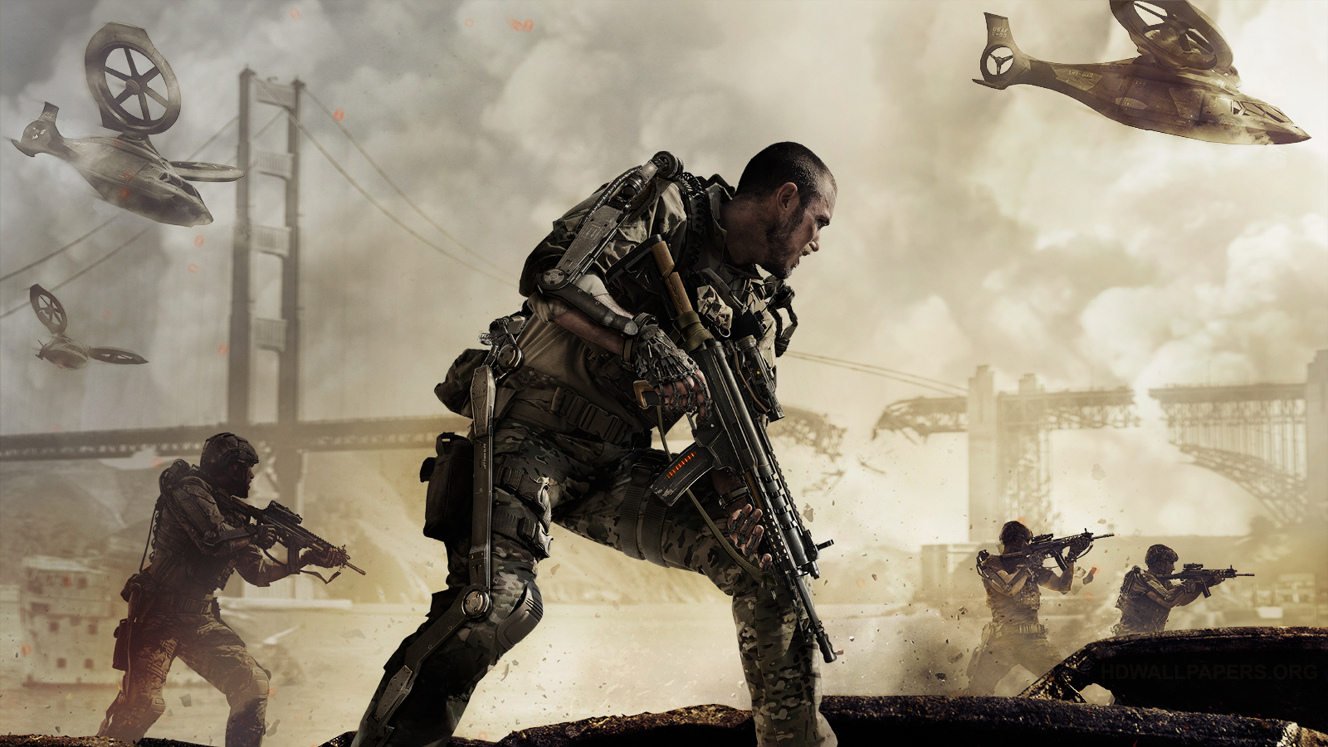'Call of Duty: Advanced Warfare' and the Problems of the Modern First-Person Shooter