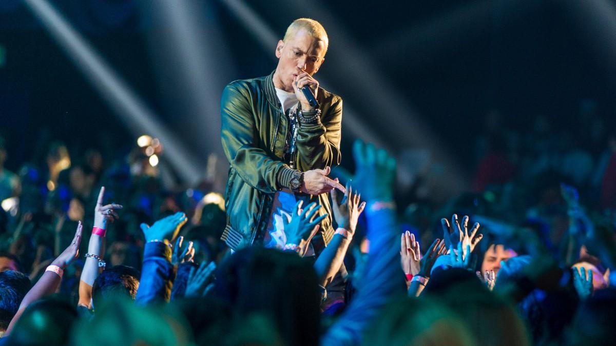 Shady XLII: Eminem in 2014