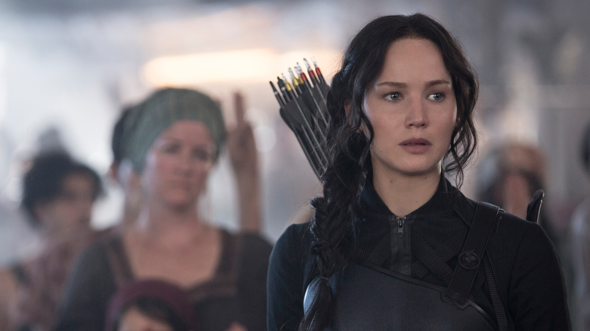 The Revolution Will Be … Prolonged: The Enjoyable, Frustrating Third 'Hunger Games' Installment, 'Mockingjay — Part 1'