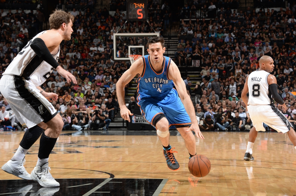 San Antonio Spurs v Oklahoma City Thunder - Game Five