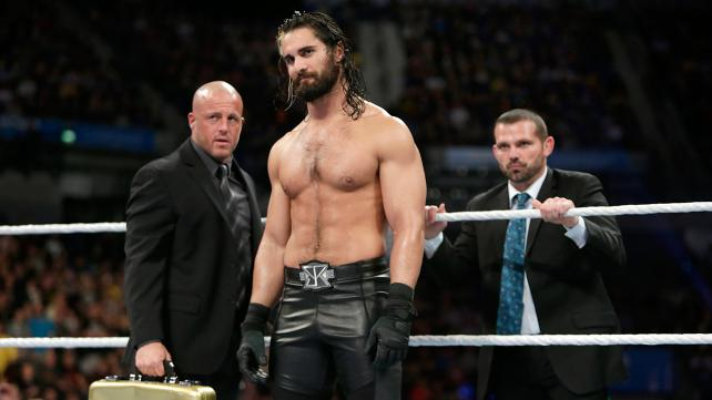 The Future Is Now: Q&A With Seth Rollins