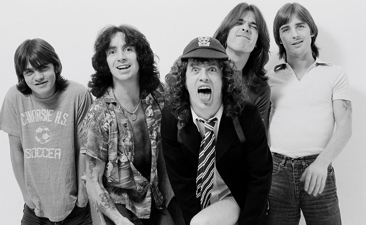 AC/DC In London