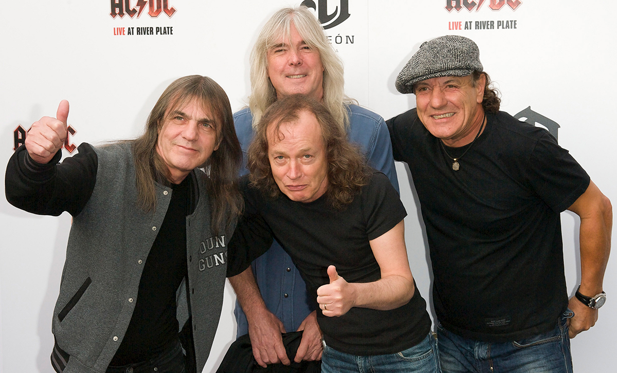 """Exclusive World Premiere Of AC/DC """"Live At River Plate"""" Presented By DeLeon Tequila"""
