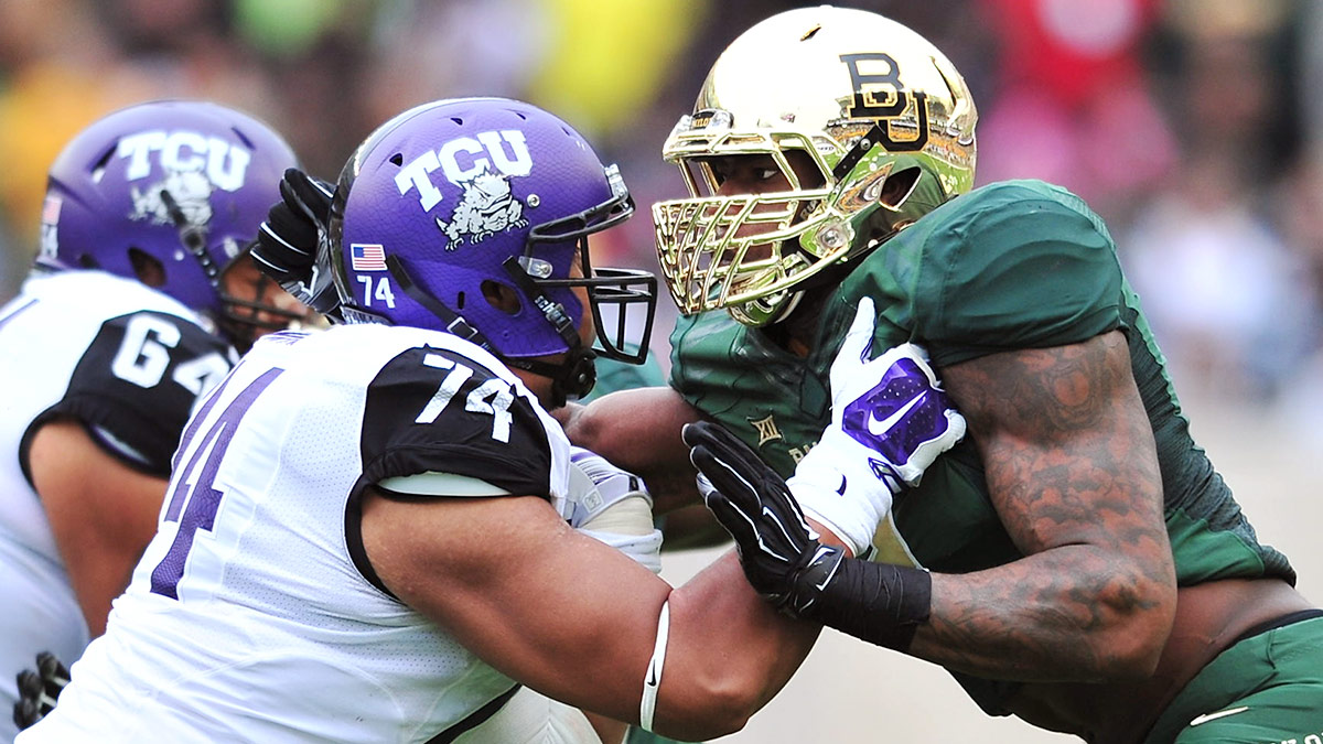 The Big 12 race will likely come down to the late-November showdown between TCU and Baylor.