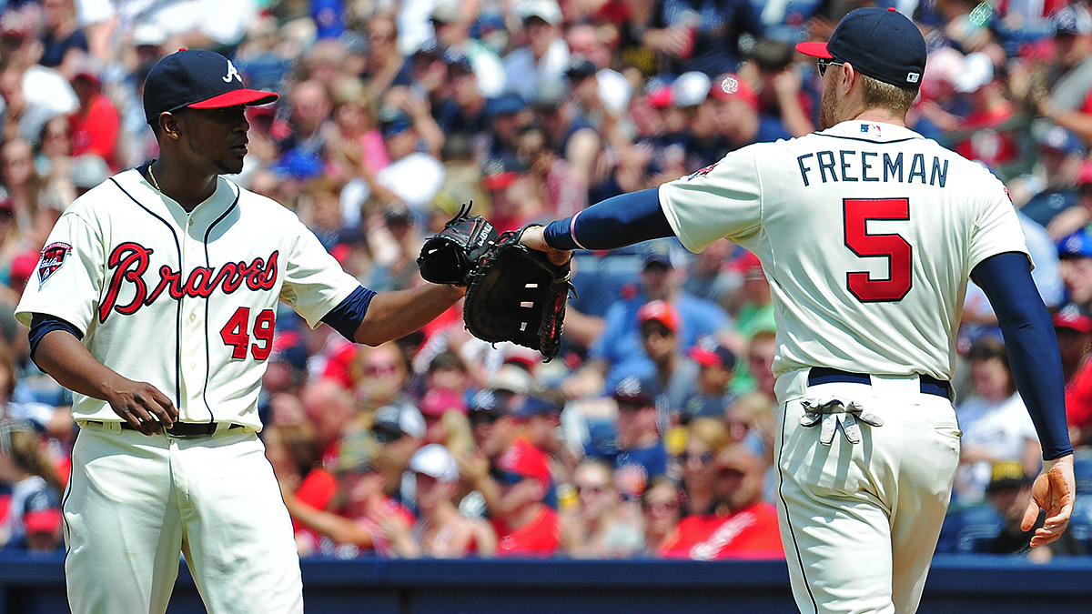 julio-teheran-freddie-freeman-braves