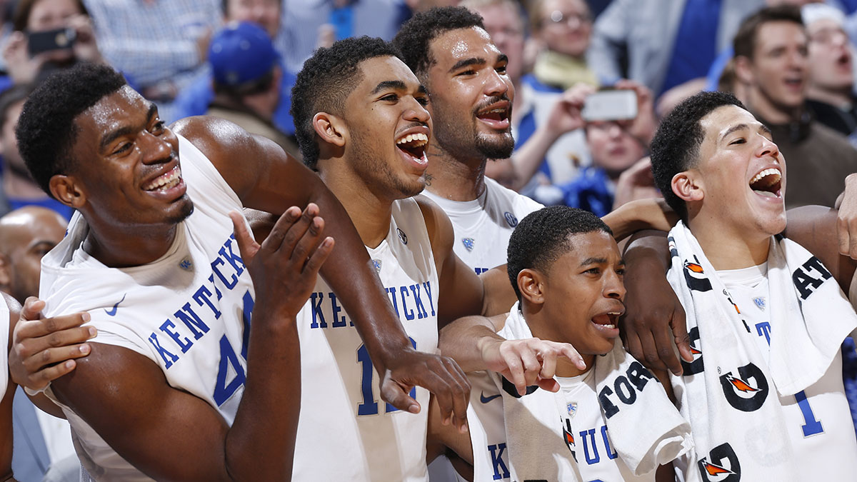Kentucky Basketball Roster Power Rankings Offseason: » Titus's Top 12 NCAA Power Rankings: Guess Who's No. 1