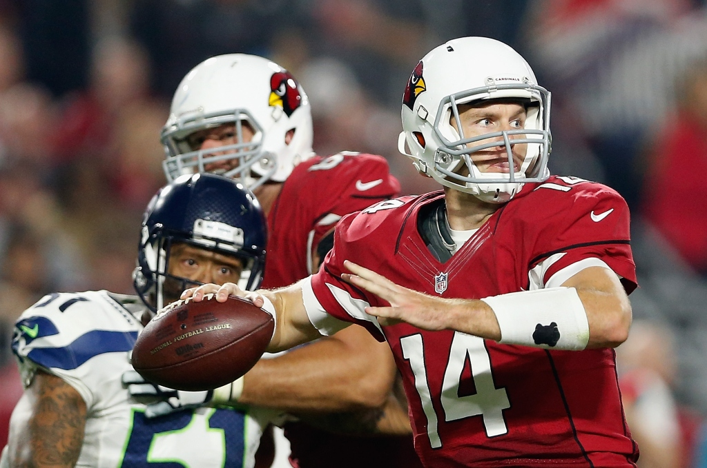 Seattle Seahawks v Arizona Cardinals