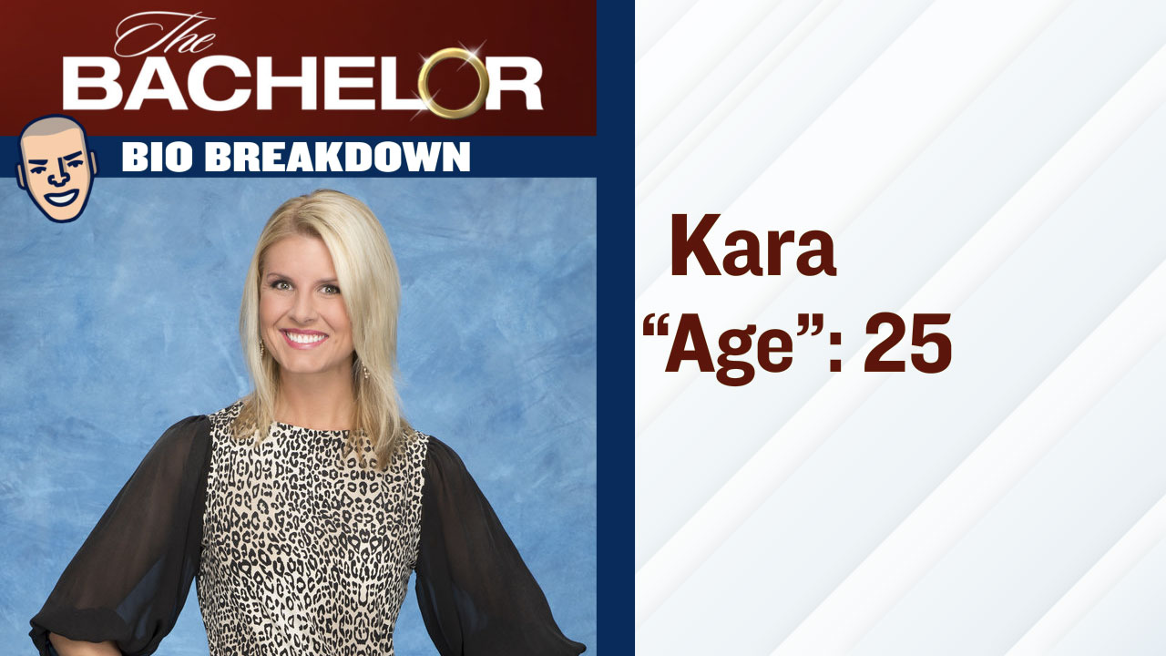 The Bachelor_Kara