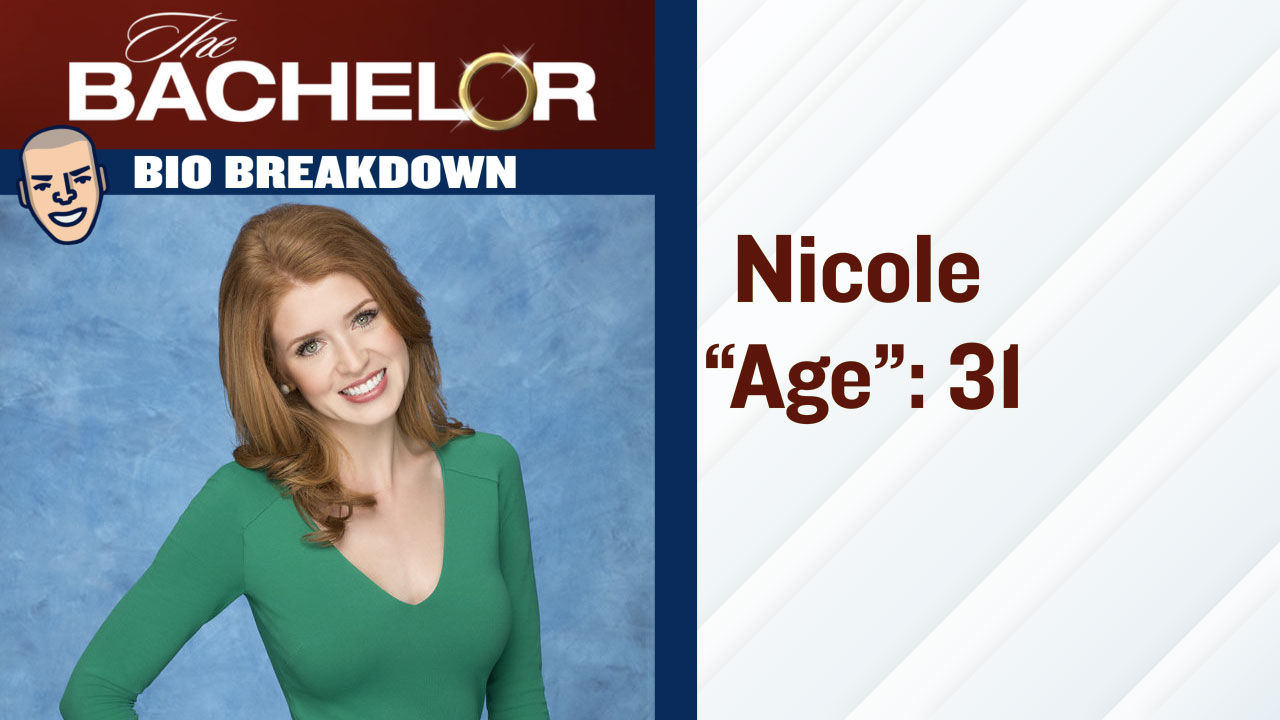 The Bachelor_Nicole
