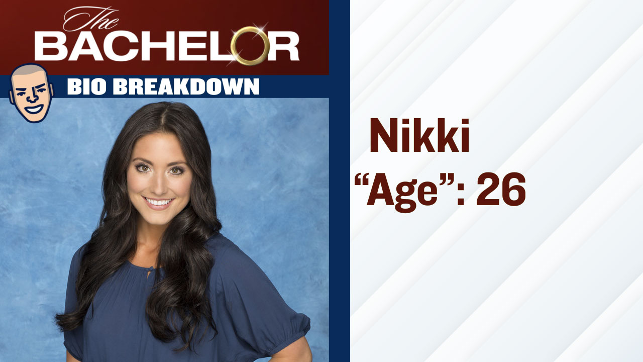 The Bachelor_Nikki