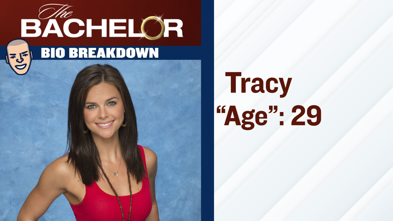 The Bachelor_Tracy