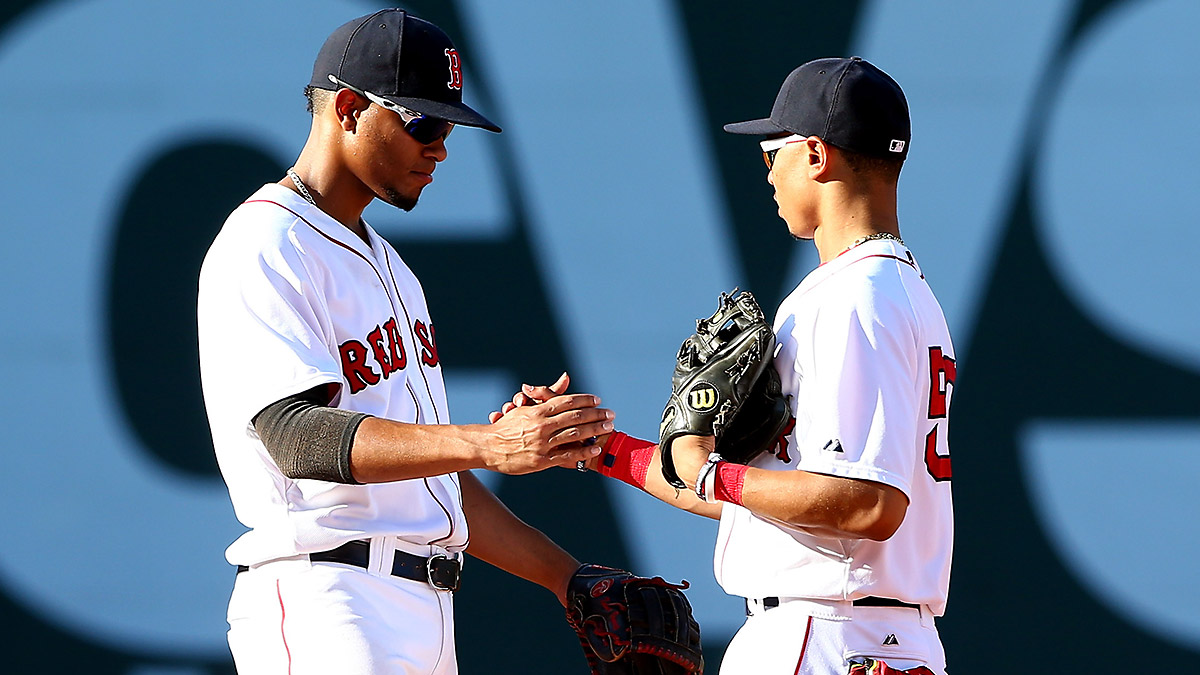 xander-bogaerts-mookie-betts-red-sox