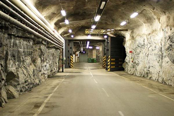 5 - Underground Military Access