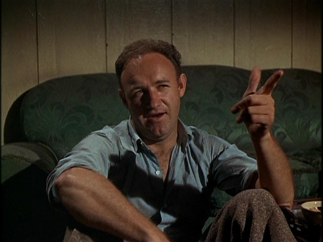 Bonnie and Clyde - Gene Hackman