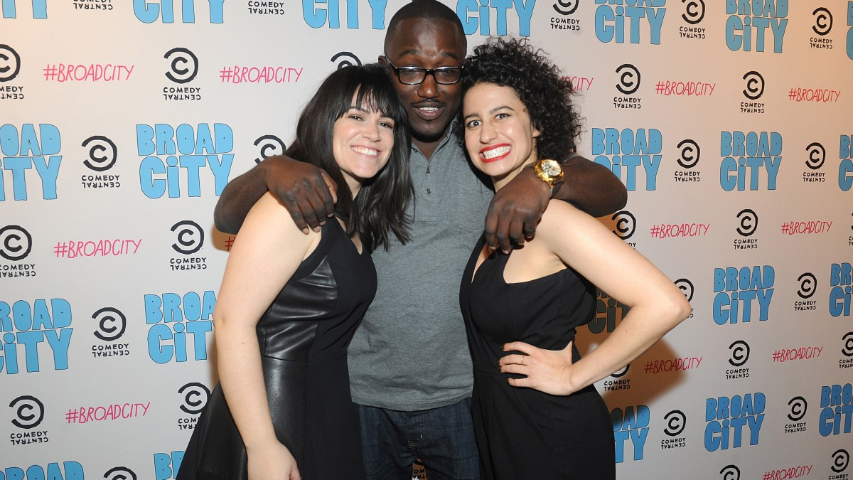 "Comedy Central's ""Broad City"" Screening & Premiere Party"