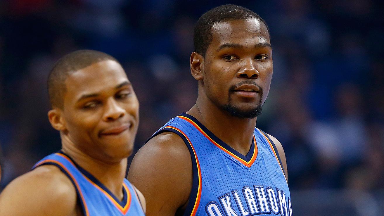 Oklahoma City Thunder v Orlando Magic