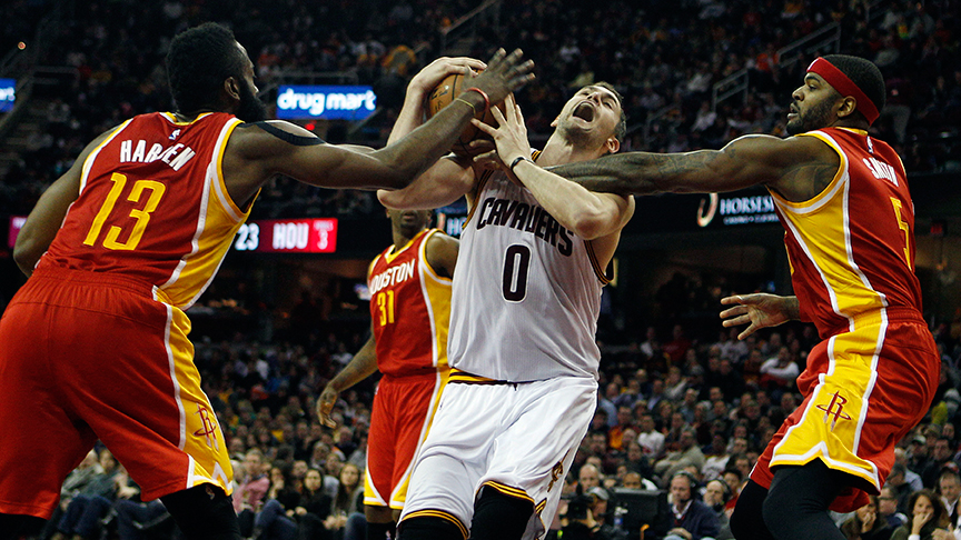 Houston Rockets v Cleveland Cavaliers