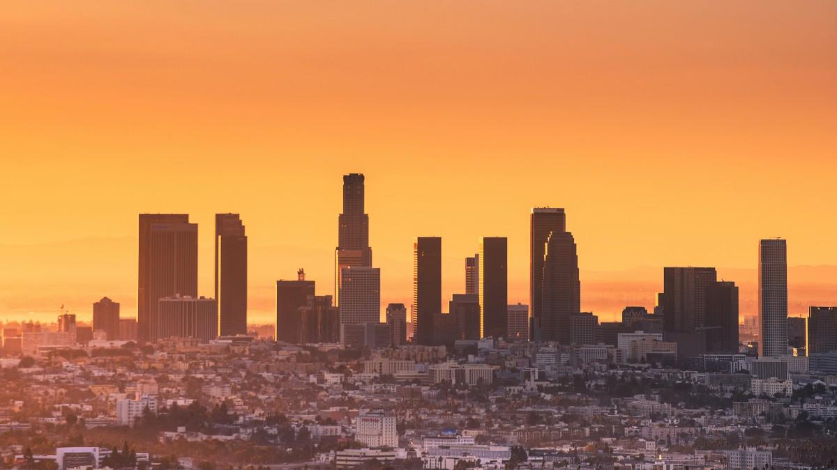 LA-Skyline