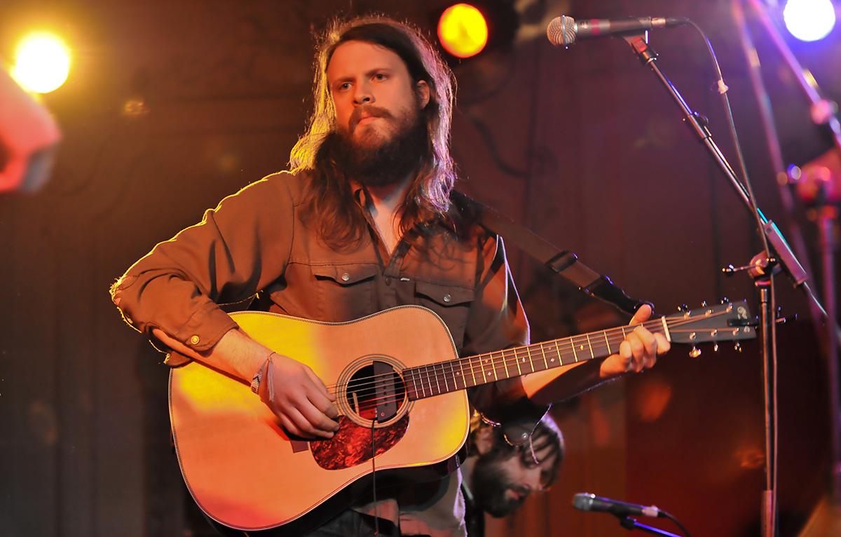 J. Tillman Performs At The Bush Hall