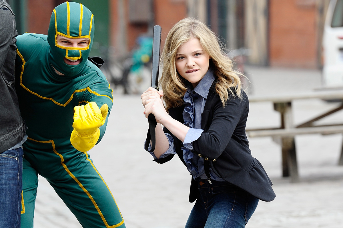 """Kick-Ass"" Berlin Photocall"