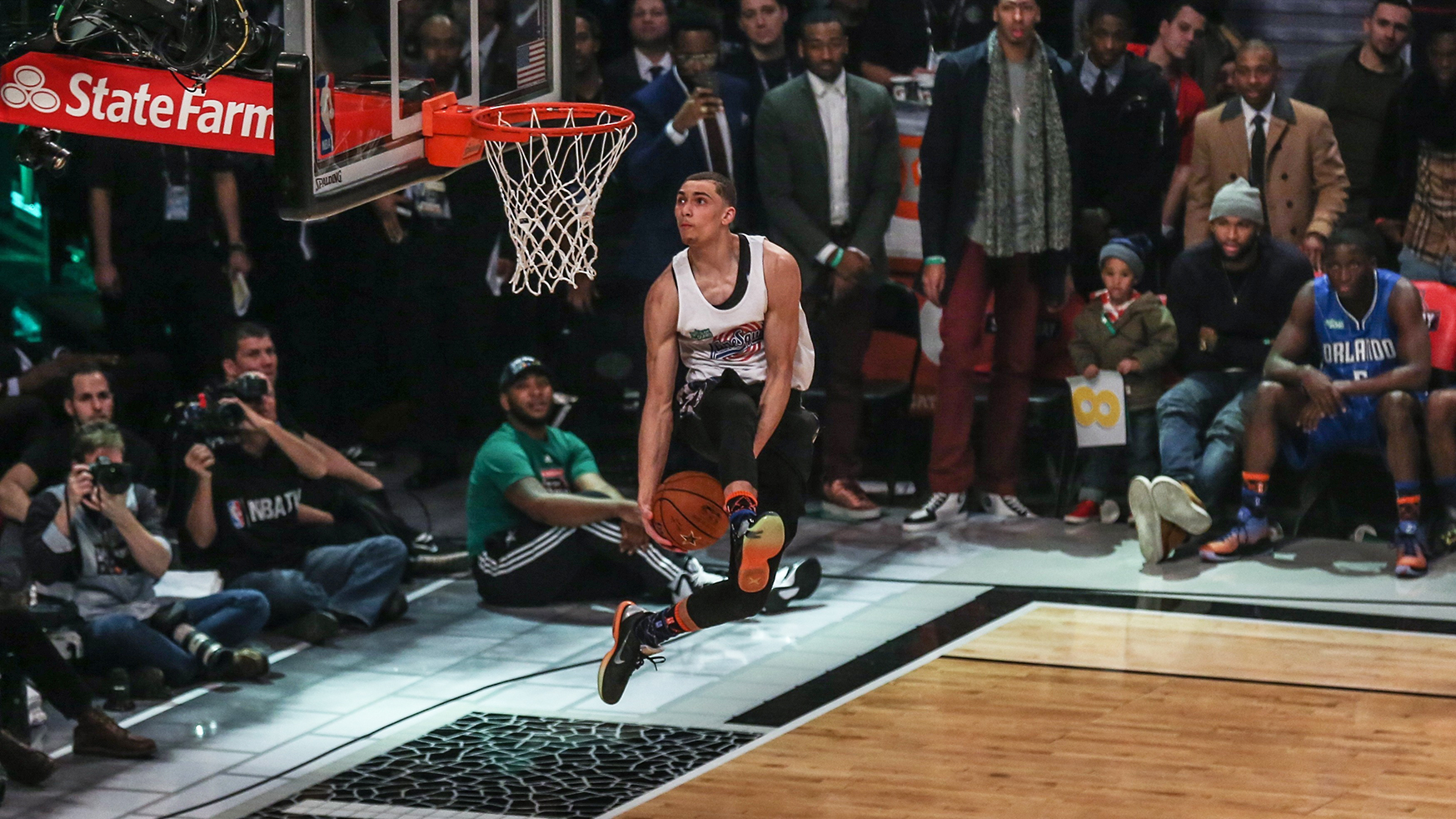 NBA All Star Weekend 2015