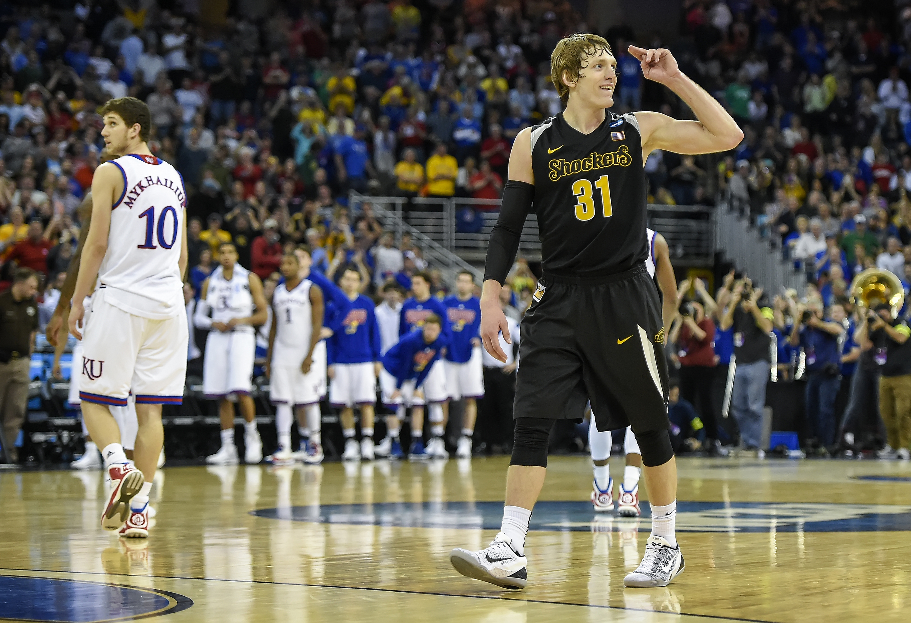 Wichita State vs. Kansas