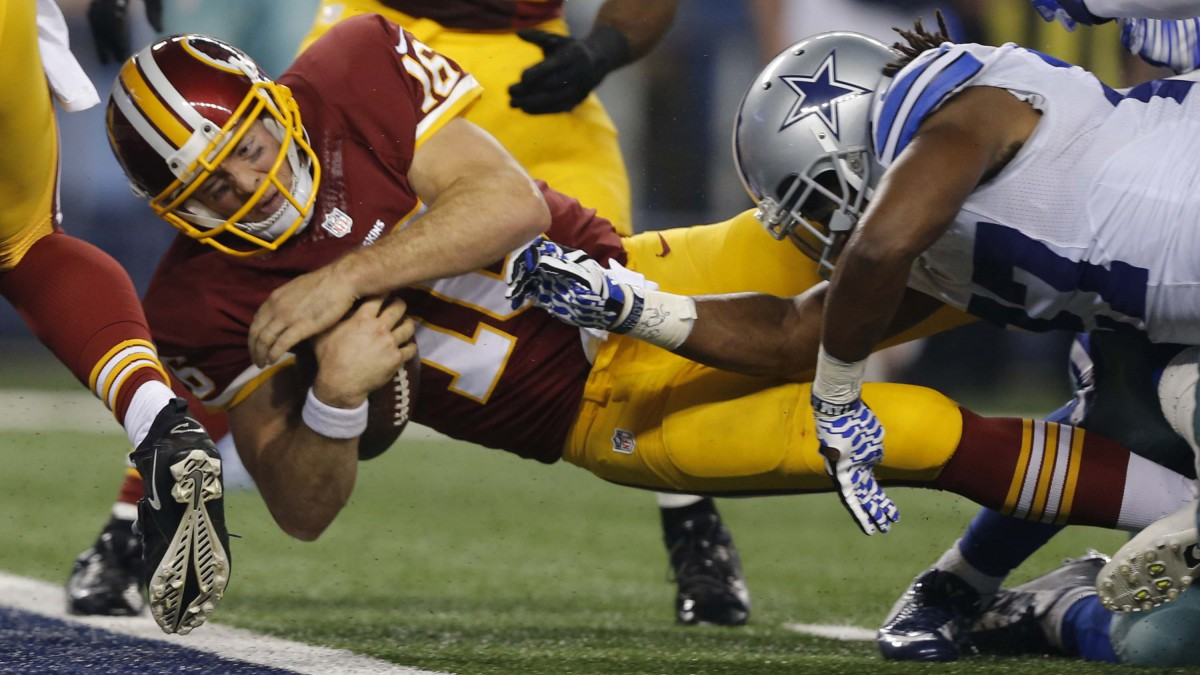 Washington Redskins at Dallas Cowboys