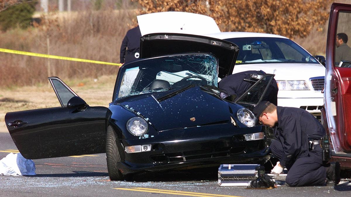 Curry High School Car Crash
