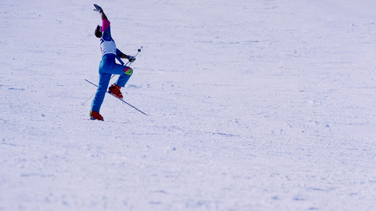 The Rise and Fall of Ski Ballet
