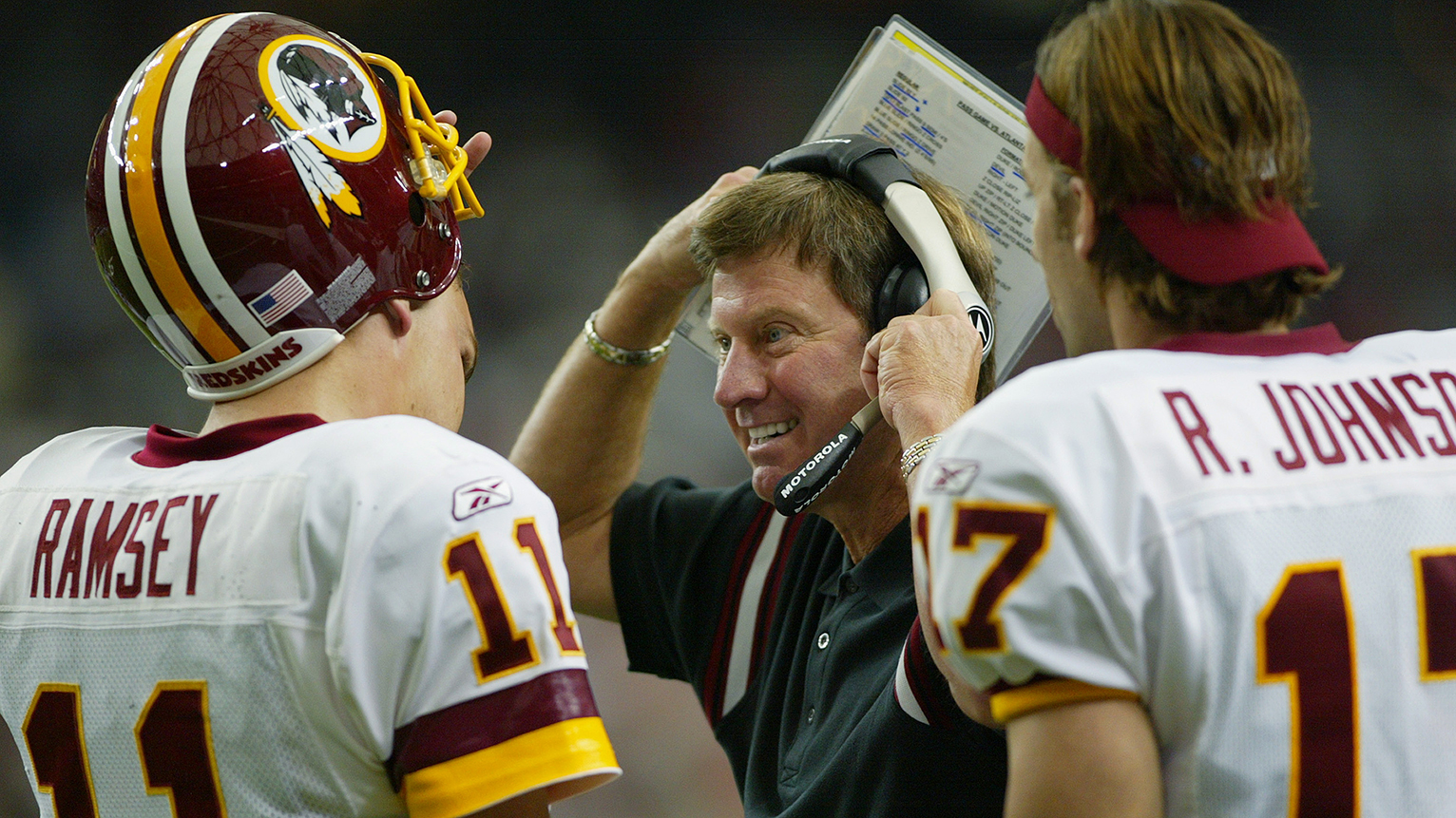 Spurrier returned to college coaching after a failed stint as an NFL head coach in Washington.