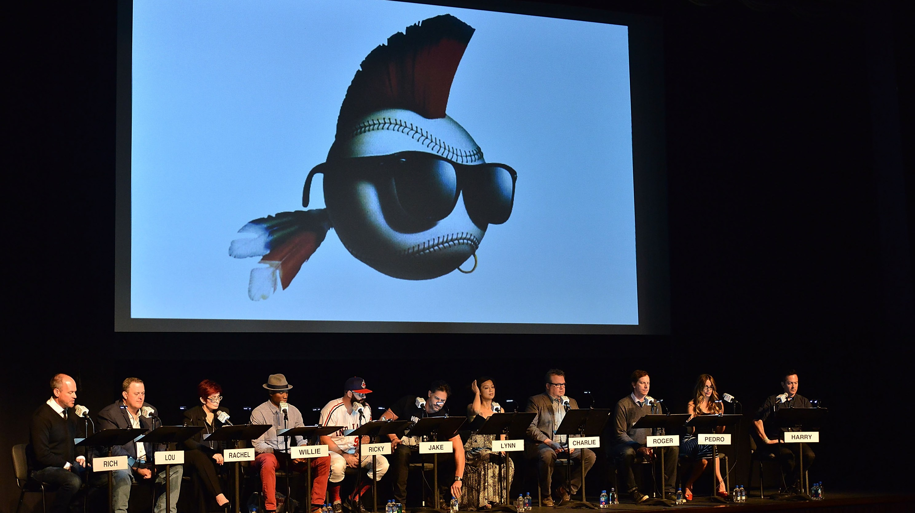 "Film Independent At LACMA Live Read Of ""Major League"""