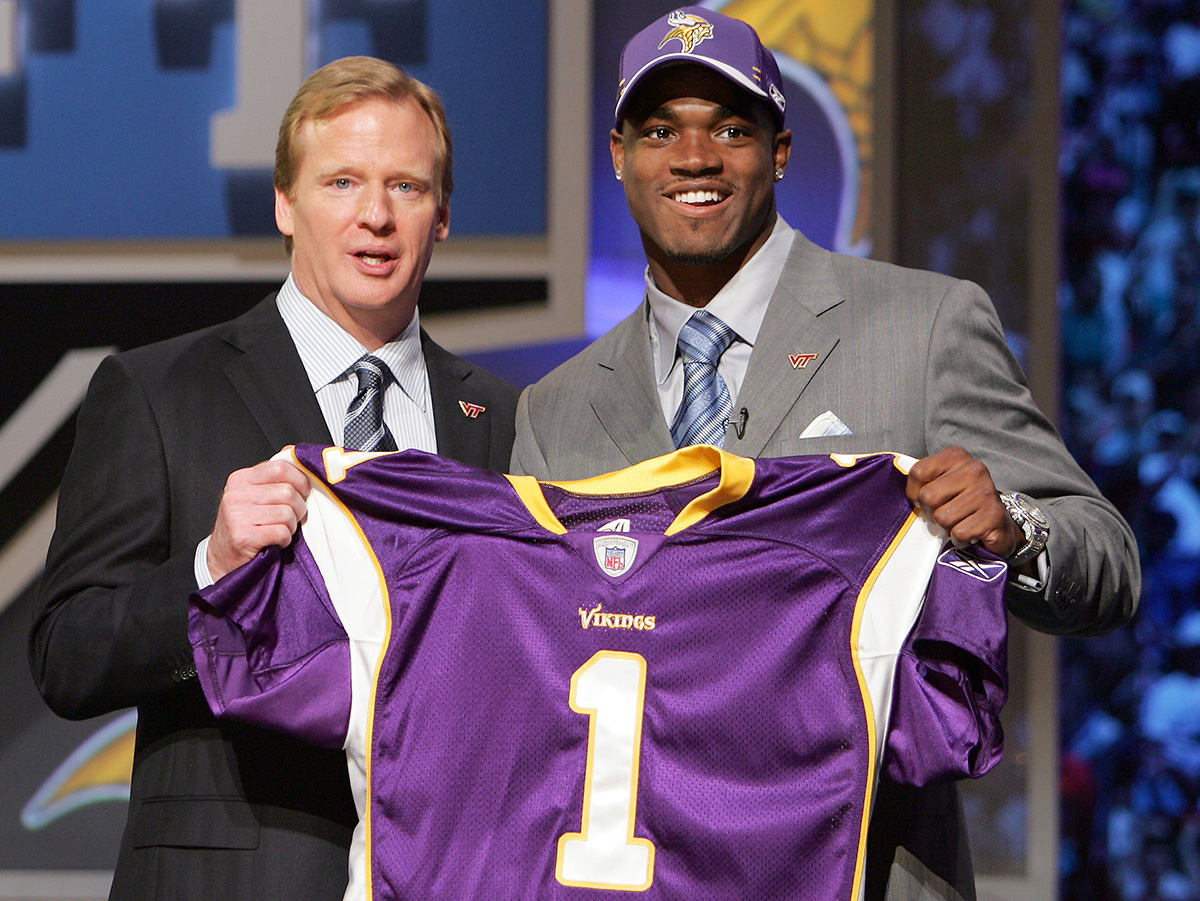 2007 NFL Draft - April 28, 2007