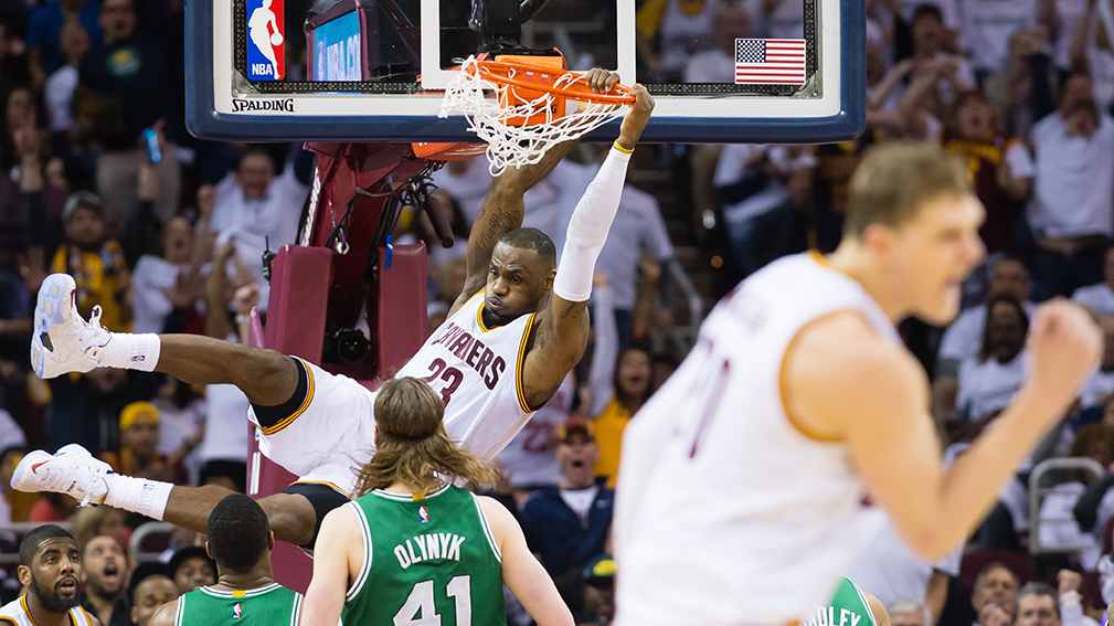 Boston Celtics v Cleveland Cavaliers - Game Two