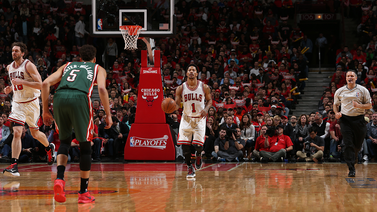 Milwaukee Bucks v Chicago Bulls - Game Two