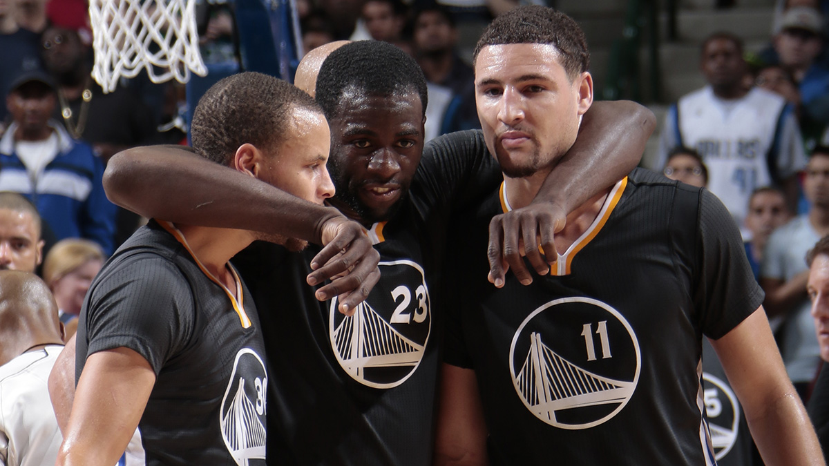 green-draymond-curry-stephen-thompson-klay