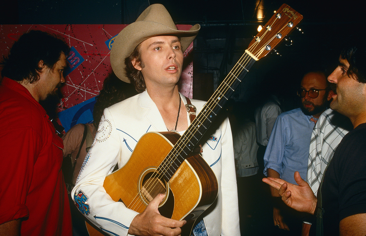 Singer/Actor Dwight Yoakam