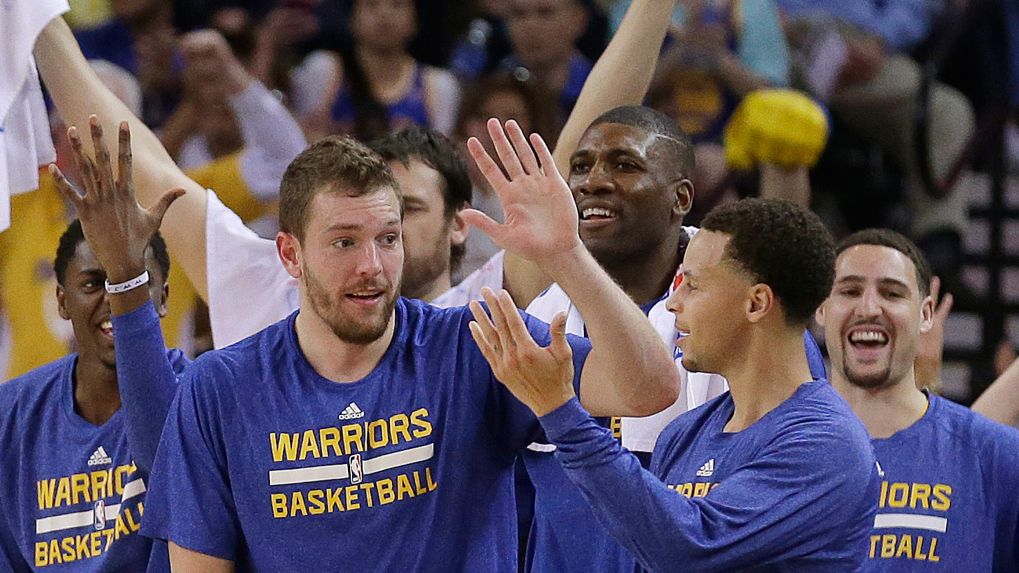 Stephen Curry, David Lee