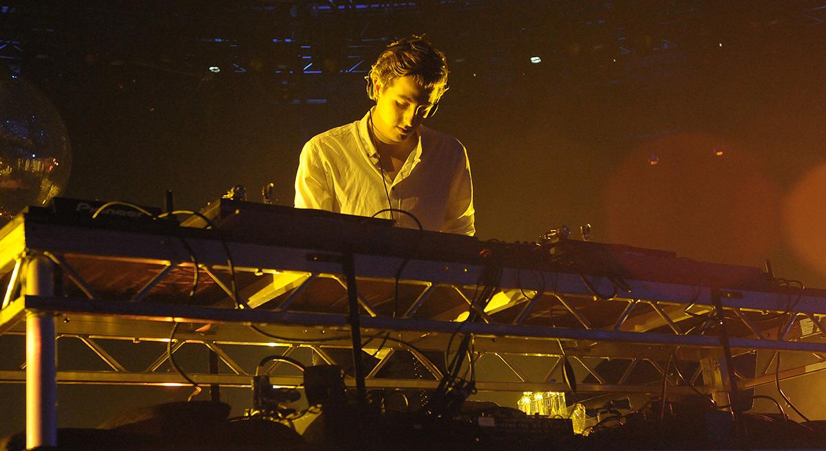 iTunes Festival 2014 - SBTRKT