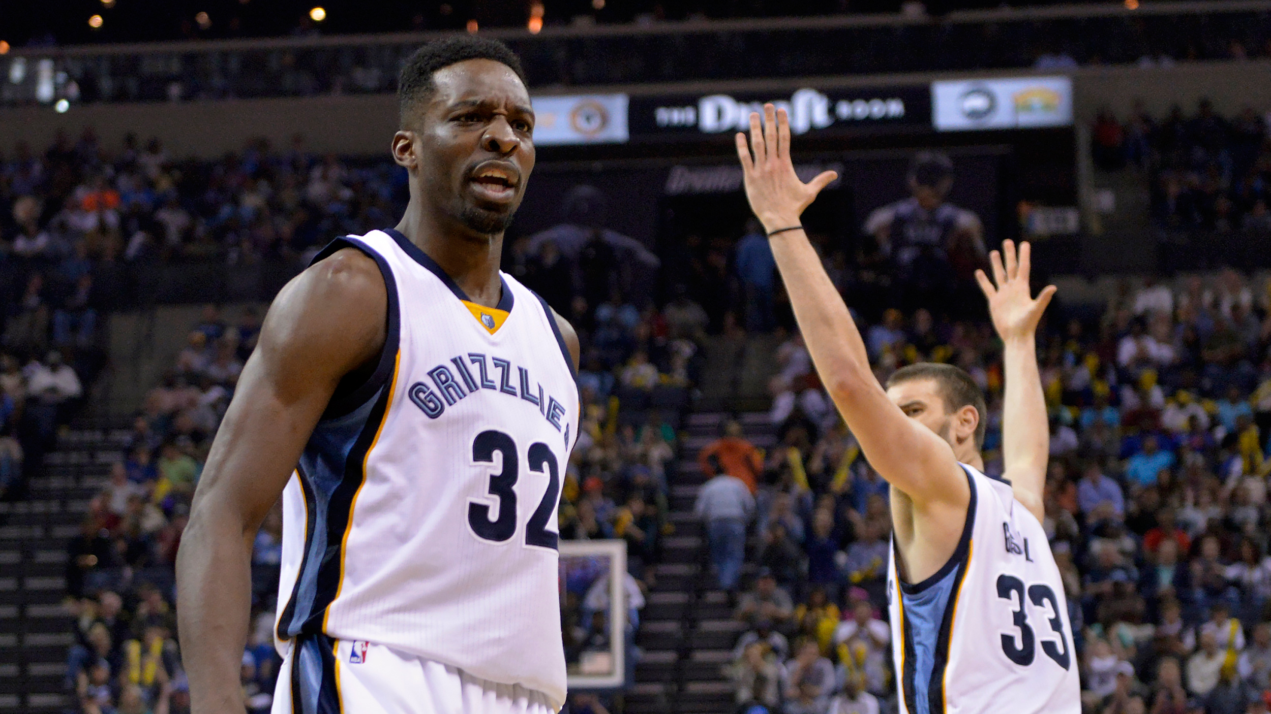 Jeff Green, Marc Gasol
