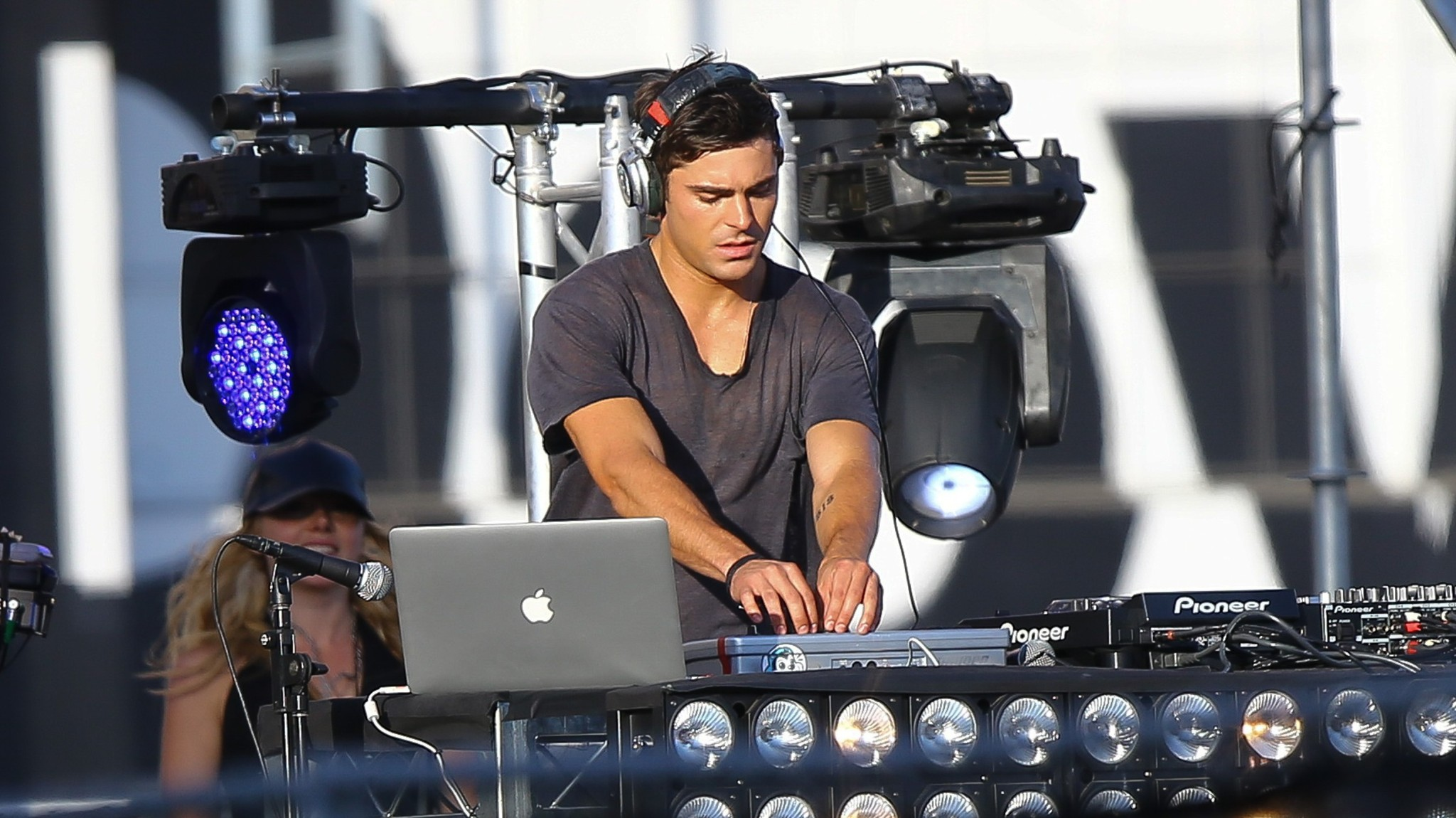 Q&A: Jason Stewart Talks About Teaching Zac Efron to DJ for